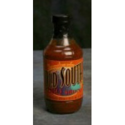 16oz Old South BBQ Sauce- Spicy